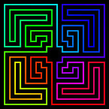 Labyrinth, a maze of life