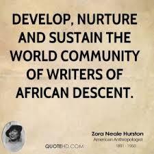 African Writer