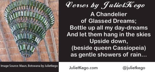 A Chandelier of Glassed Dreams -Floetry by JulietKego