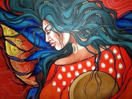 Wild Heart; Gipsy Soul Floetry by Juliet Kego