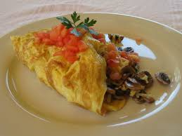 An Omelette for two short story by Juliet Kego