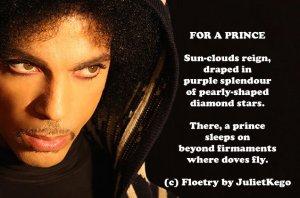 PRINCE Floetry by JulietKego