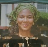Juliet Kego In my father's robes